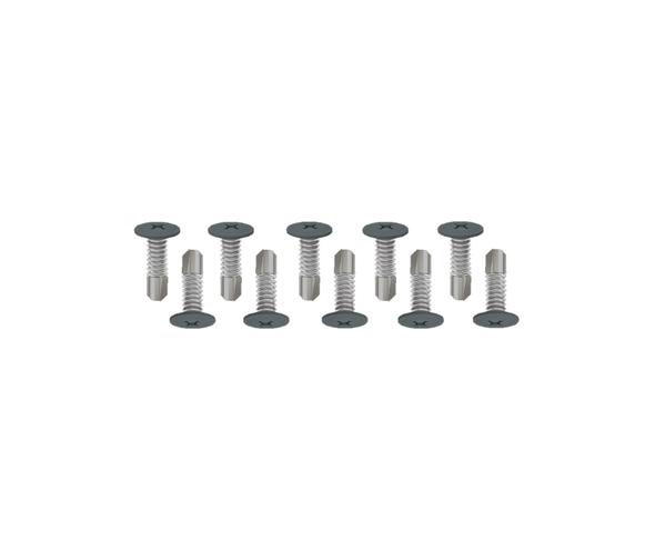 100 Self Tapping Screws - 16mm long