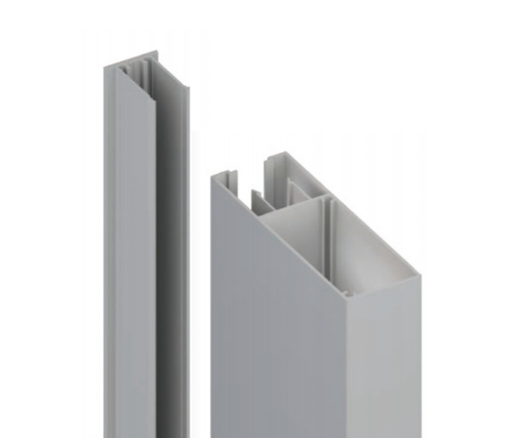 150x50mm Batten Front and Back Clip - 6100mm long