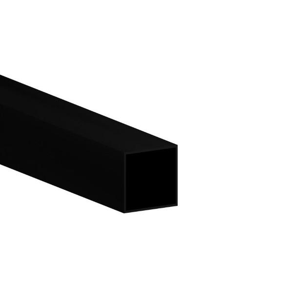 Batten Rail 45x45mm - 6100mm long - Black