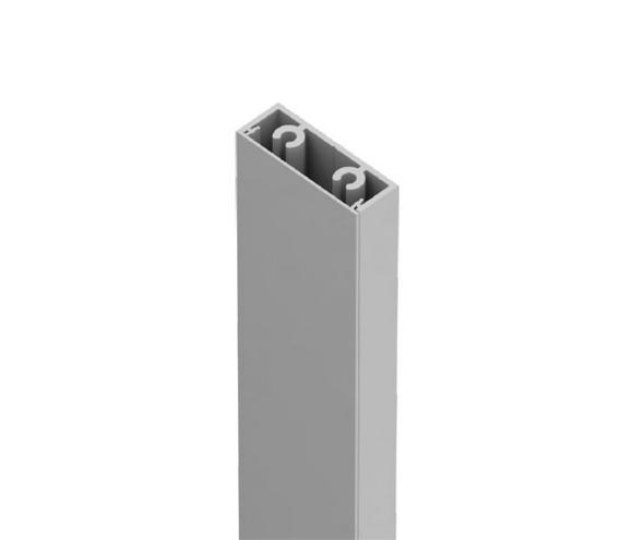 Vertical Support Rail - 5800mm long - Choose your colour