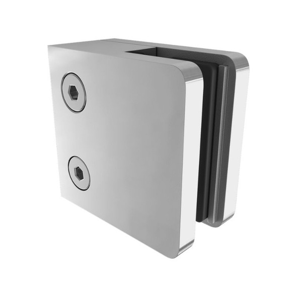 Premium Stainless Steel D-Clamp - Square