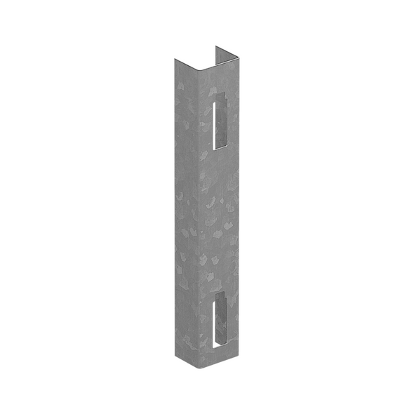 PVC Full Privacy Post Hole Cutting Jig