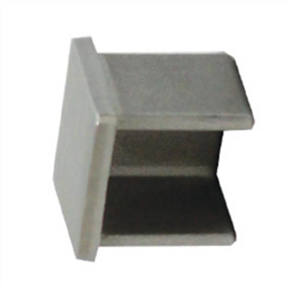 Square Mini 25mm 21mm End Cap