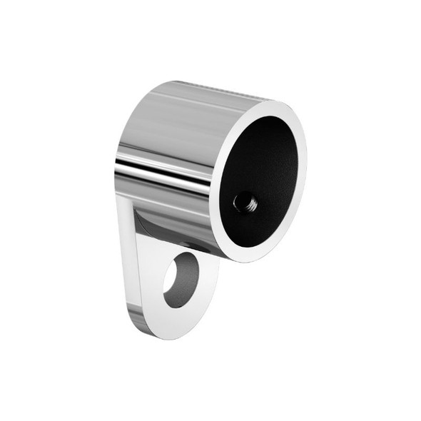 Round Mini 25mm Wall Bracket