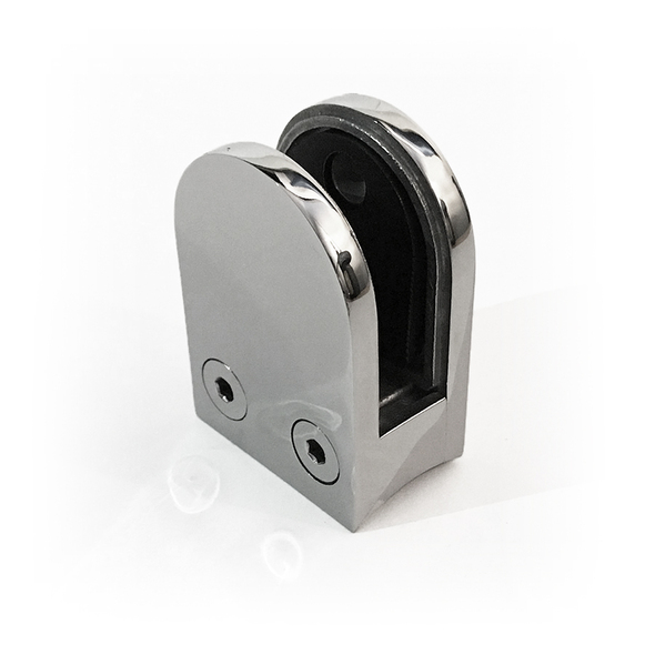 Premium Stainless Steel D-Clamp - Round