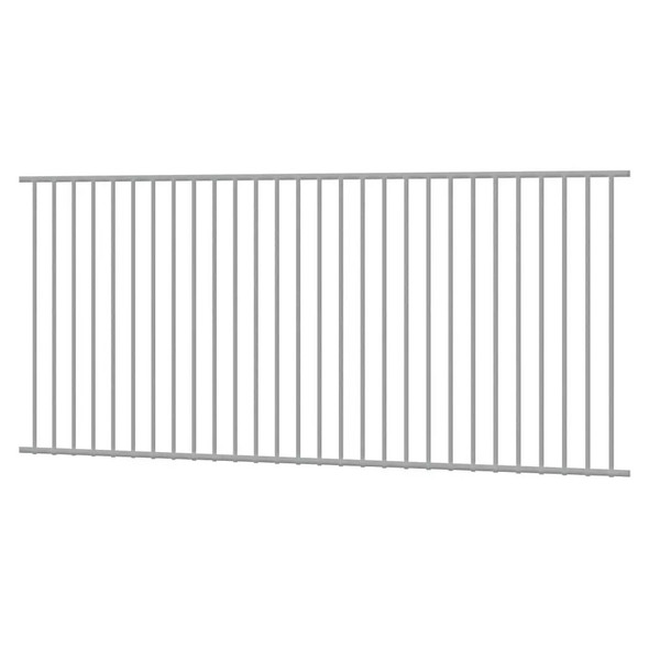 Pool Fence Safety Panel - 2.4m wide* x 1.2m high - Colour is your choice!