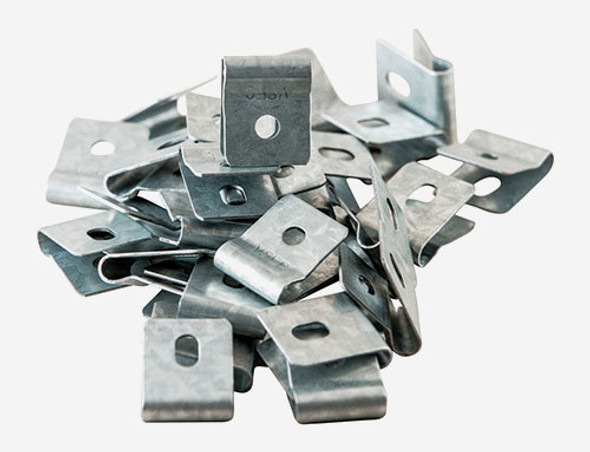1000 VeriSmart Fence U Clips - 10 Bags of 100, Packed in 1 Box. (Minimum Buy = 1 Box).
