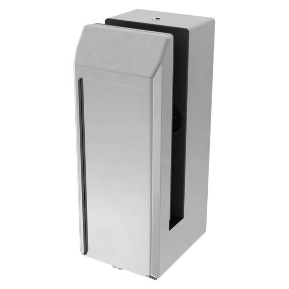 Premium TILT Square Face Mount Spigot - Stainless Steel 2205