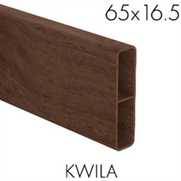 65mm x 16.5mm Slat - 5800mm long - Kwila
