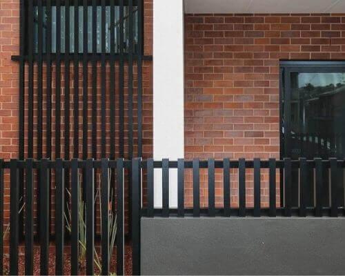 Aluminium Architectural Batten Non-Weld System