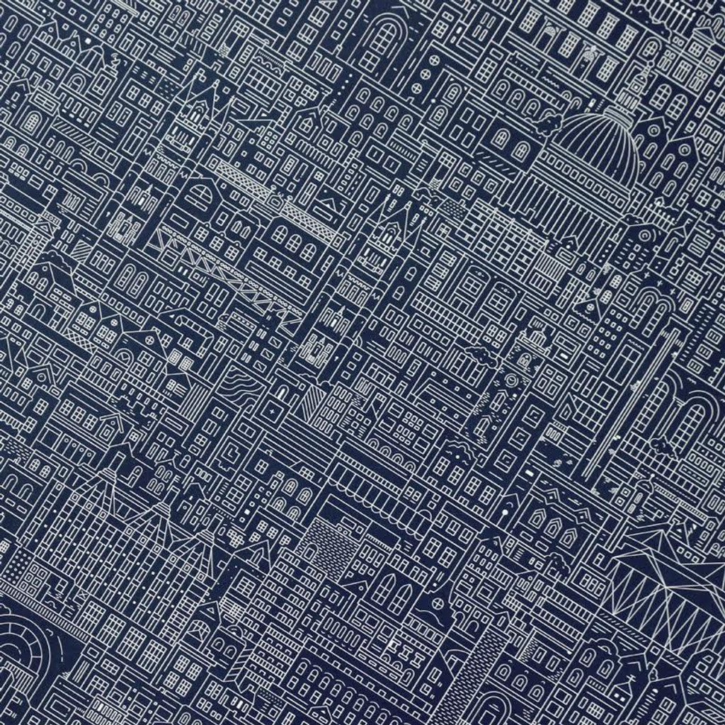 London Cityscape Blueprint