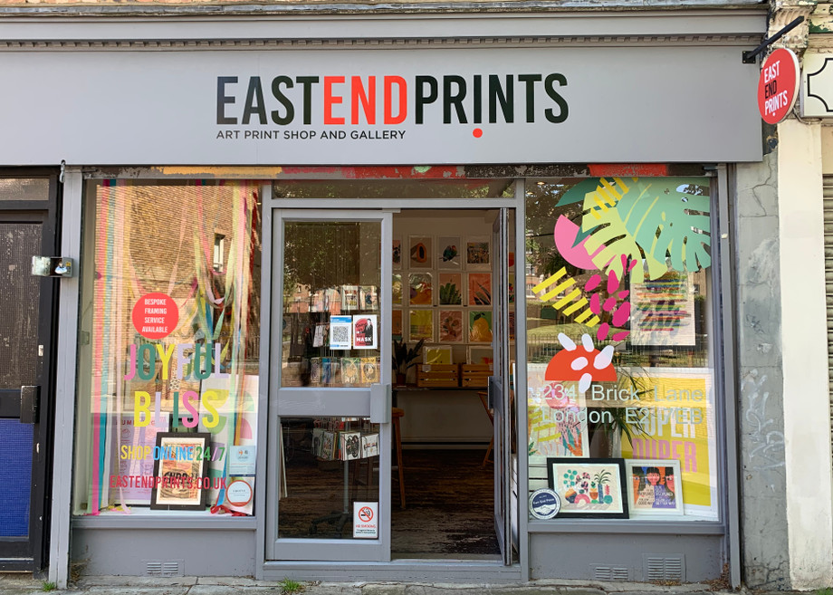 5 reasons (other than for art prints) you need to visit Brick Lane