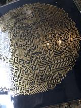 Gold Foiled Paris