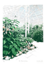 Temperate House Floral Pinks