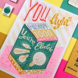 You Light Me Up