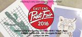 East End Print Fair 2016 - Press Release
