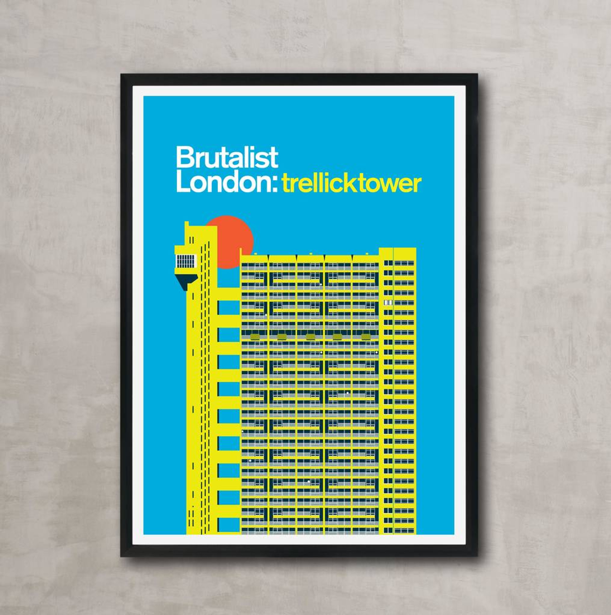 Brutalist London: Trellick Tower
