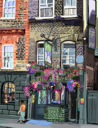 The Grapes, Limehouse