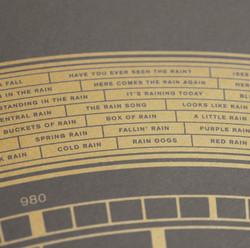 The Barometer of Popular Music