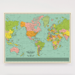 World Song Map