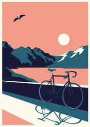 Summertime Travel - Bike