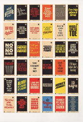 Movie Quotes A to Z