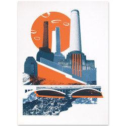 Battersea Power Station by Underway Studio