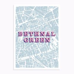 Bethnal Green (Blue)