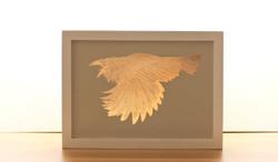 Raven Copper Print