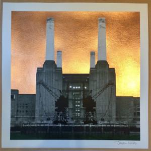 Copper Battersea Power Station