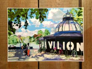 Pavilion Cafe, Victoria Park