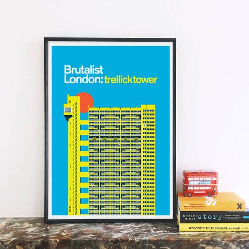 Brutalist London: Trellick Tower