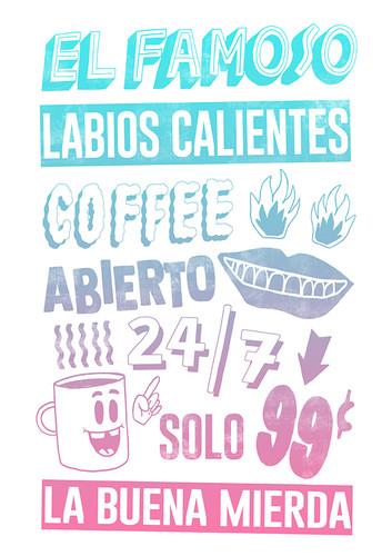 El Famoso Coffee Gradient