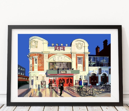 Brixton Ritzy Picture House