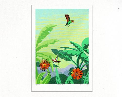 Jungle 1 by Daniel Haskett