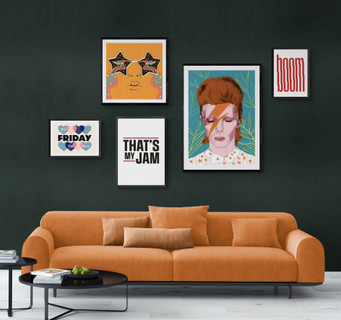 Choosing the perfect wall art doesn't have to be hard