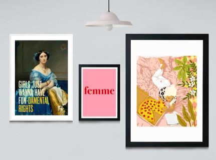 A look into feminist art