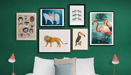 Wildlife art in your home, everything you need to know.