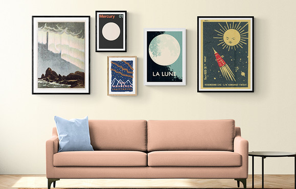 Space and Astronomy Art Prints
