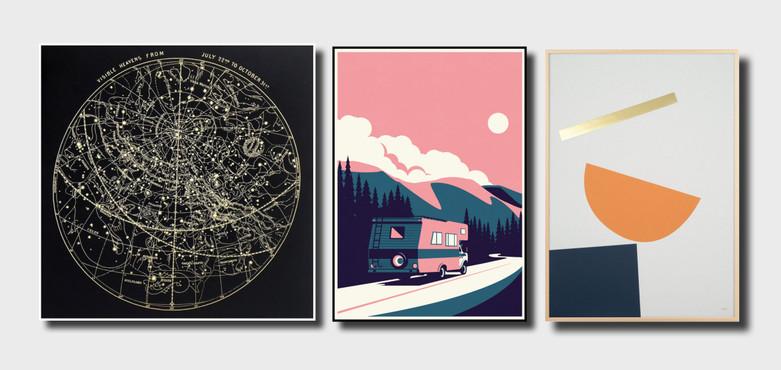 Screen Prints