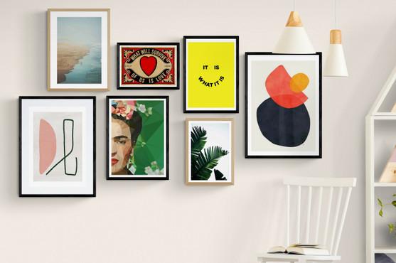 Art Prints & Frames