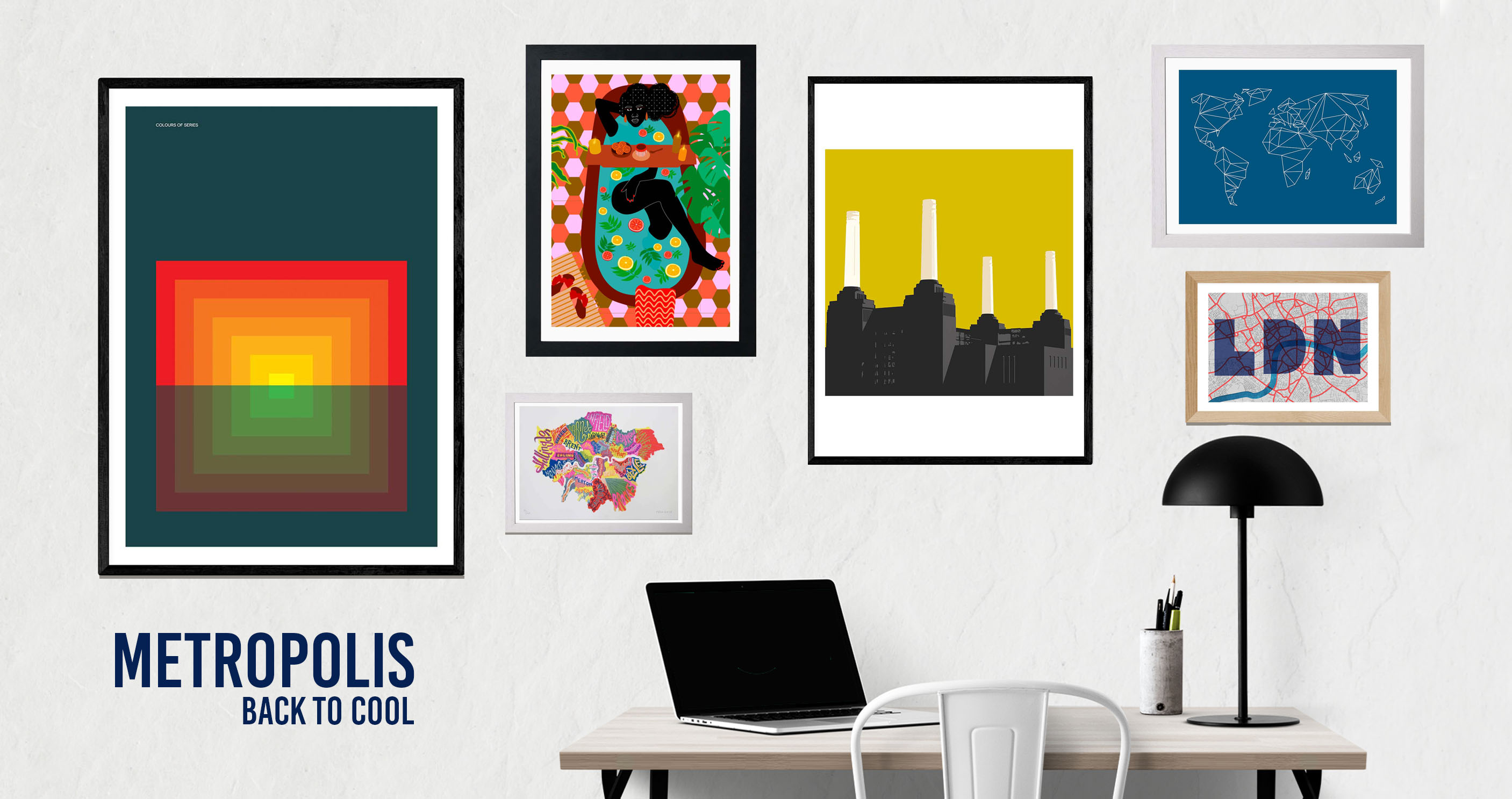East End Prints - Art Prints London