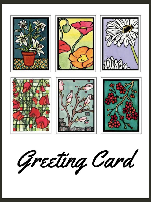 Selection of greeting cards for every occasion