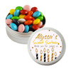 Golden Candles Birthday Twist Tins