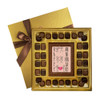 Pink Happy Anniversary Deluxe Chocolate Box