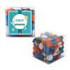 Blue Green Baby Shower Sweet Cubes