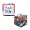 Pink Sleeping Baby Shower Sweet Cubes