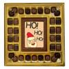 Santa Ho! Ho! Ho! Deluxe  Chocolate Box