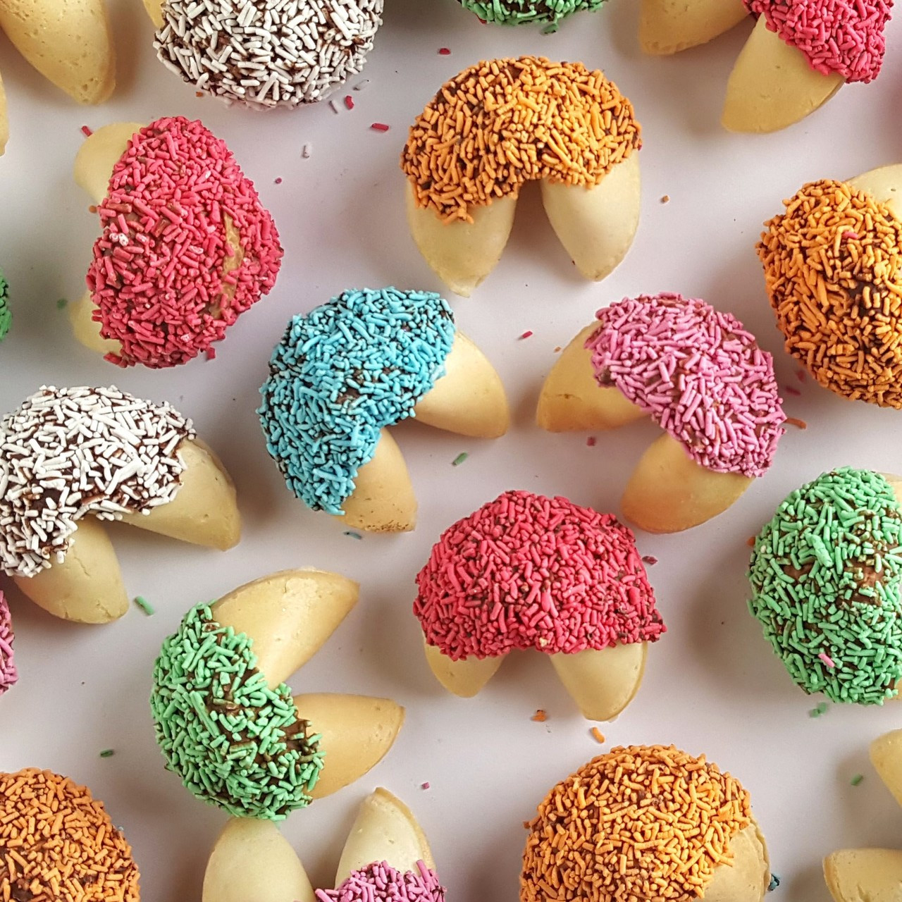 SPRINKLE Fortune Cookies - Amazeology Australia