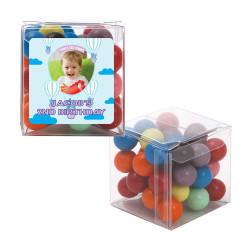 Cupcake Balloon Birthday Sweet Cubes